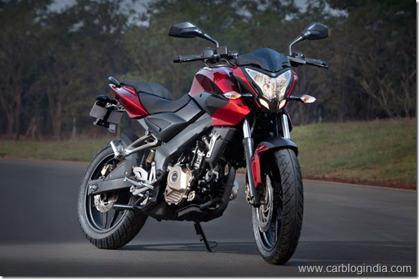 Bajaj Pulsar 200 NS Official Picture (1)