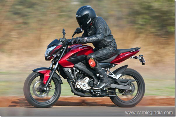 Bajaj Pulsar 200 NS Official Picture (3)