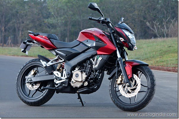 Bajaj Pulsar 200 NS Official Picture (5)