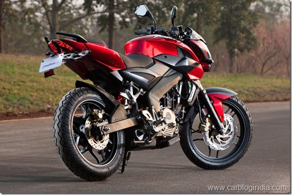 Bajaj Pulsar 200 NS Official Picture (6)