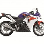 Honda Launches New Colours Of Honda CBR 250R In India At Auto Expo 2012