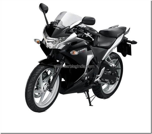 honda launches new colours of honda cbr 250r in india at auto expo 2012. Black Bedroom Furniture Sets. Home Design Ideas