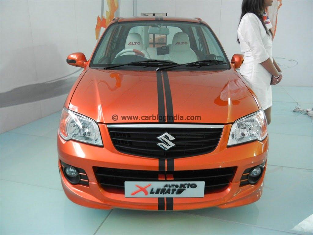 Maruti Concept Theme Cars At Auto Expo New Delhi India - Graphics for alto car