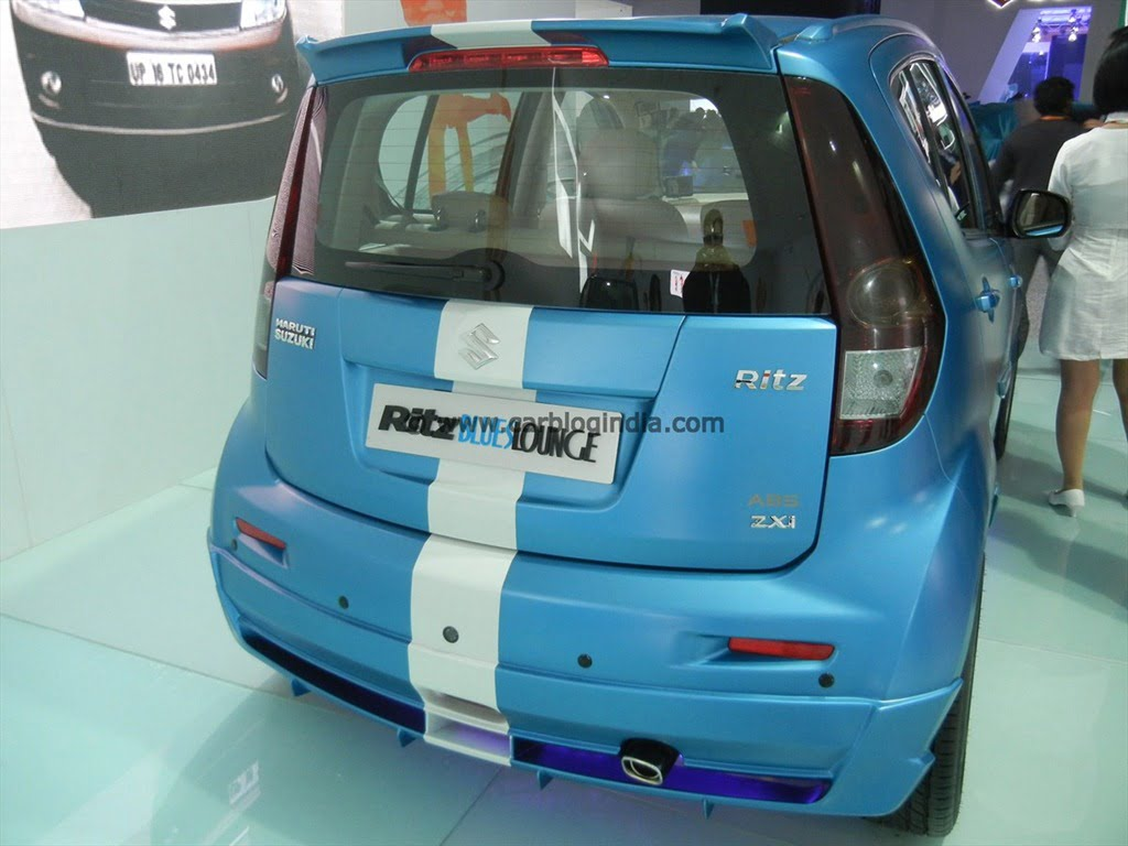 Image maruti ritz blues lounge theme car