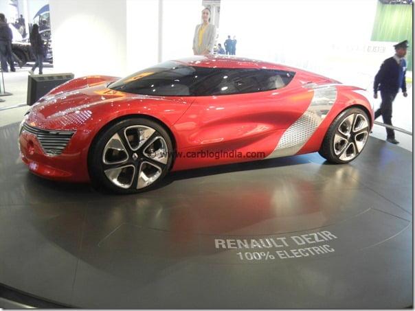 renault dezir india auto expo 2018 images
