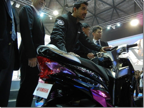 Yamaha Ray Concept Scooter Launched In India- Details