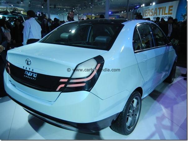 Tata Brings Vista Concept S2 and Manza Hybrid Concept To Auto Expo 2012