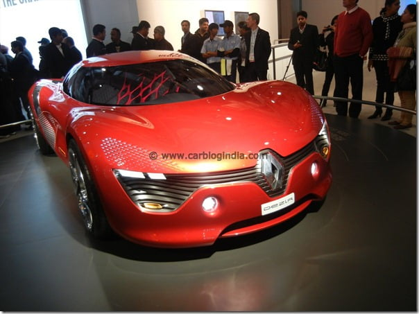renault dezir india auto expo 2018 images