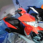 Honda Dio 2012 New Model Launched At Auto Expo 2012 In India