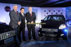 Fiat Punto Launch