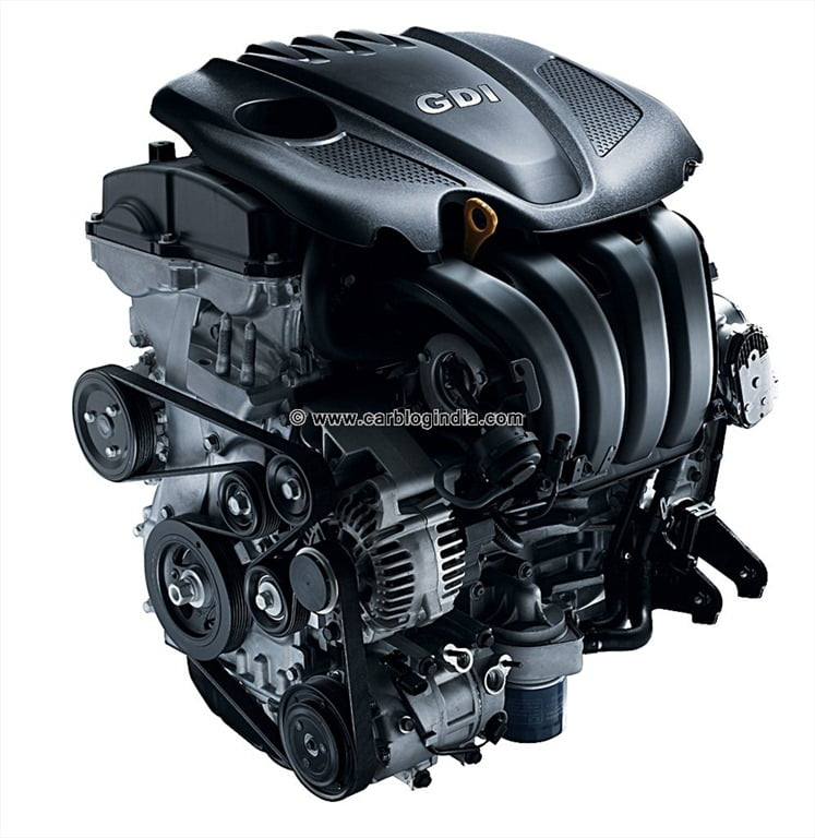 GDI Turbo Petrol Direct Injection Engine