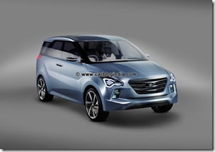 Hexa Space Front Angle