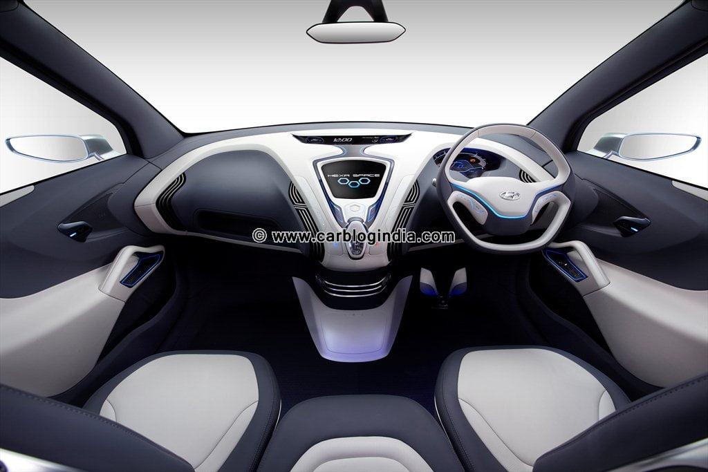 Hyundai Hexa Space Concept MPV & Sonata 2012 or i45