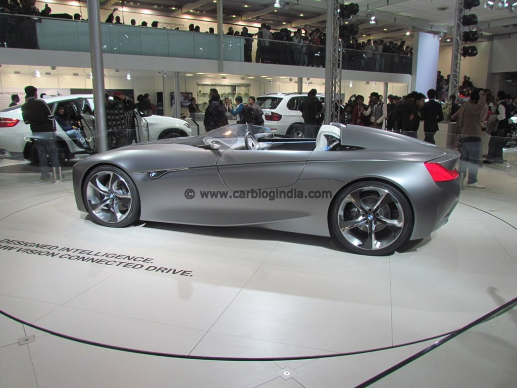 BMW Showcased ConnectedDrive Concept -An Intelligent Future Car At ...