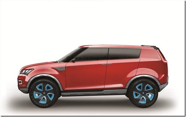 Maruti XA-Aplha SUV Concept (2)