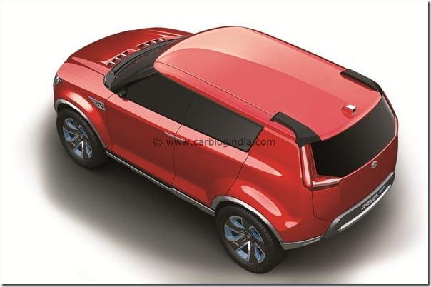 Maruti XA-Aplha SUV Concept (4)