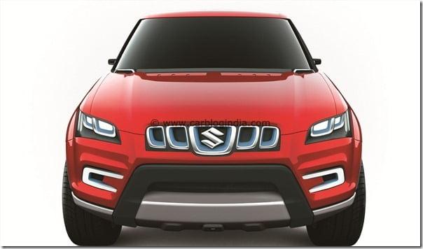 Maruti XA-Aplha SUV Concept (6)