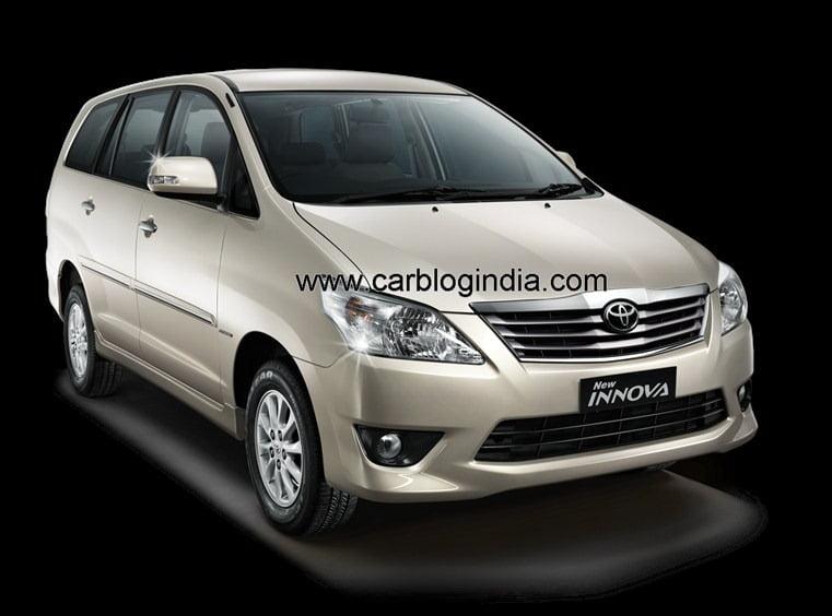 Toyota Innova 2012 New Model Price Pictures