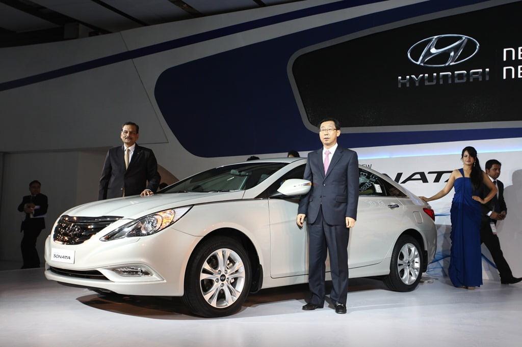 Sonata 1. Image U2013 Hyundai Sonata 2012 ...