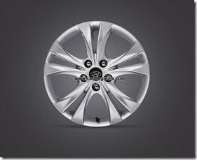 Sonata Alloy Wheel