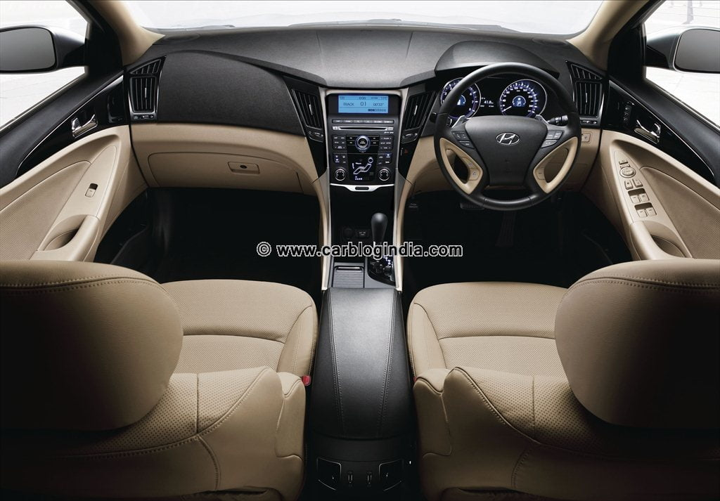 2017 Hyundai Sonata Features And Specifications In India