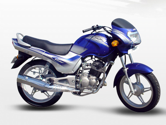 TVS Victor GLX New Model Showcased At Auto Expo 2012– Launch Expected In India Soon