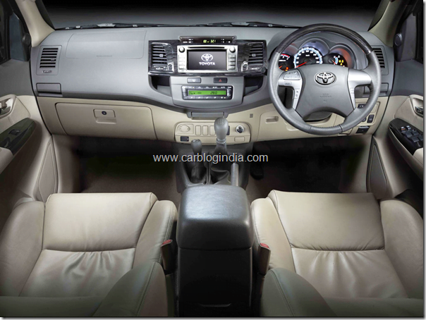 Toyota Fortuner 2012 New Model Launched In India At Auto Expo–Pictures, Price, Specifications, Features and Details