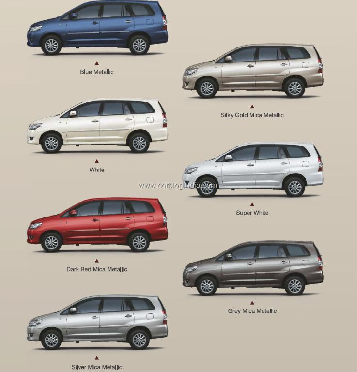 Toyota Innova 2012 New Model Price, Pictures ...