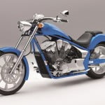 Honda Motorcycles Launches VT1300 CX Chopper In India At Auto Expo 2012
