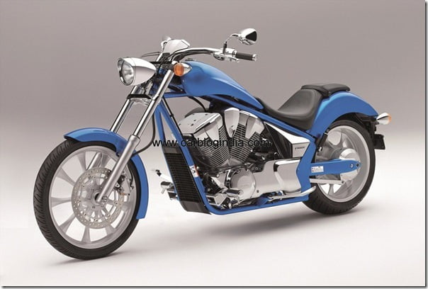 VT1300CX 2011 blue FL-side
