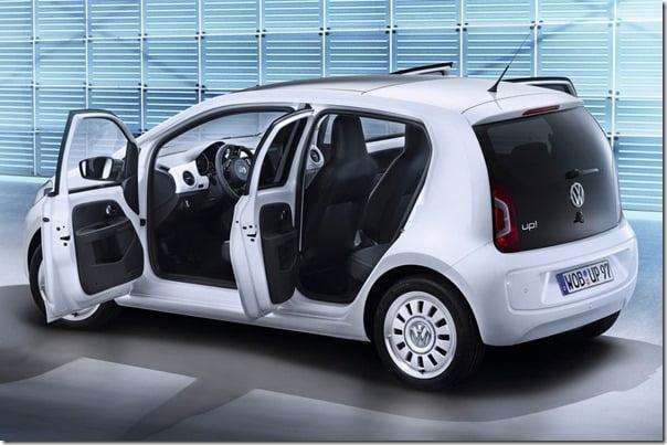 Volkswagen UP 4 Door Small Car
