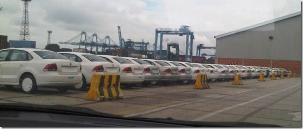 Volkswagen Vento In Malaysia 1
