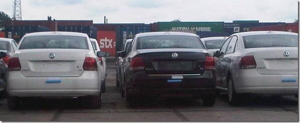 Volkswagen Vento In Malaysia