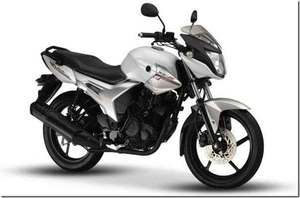 Yamaha SZ-R New Colour 1