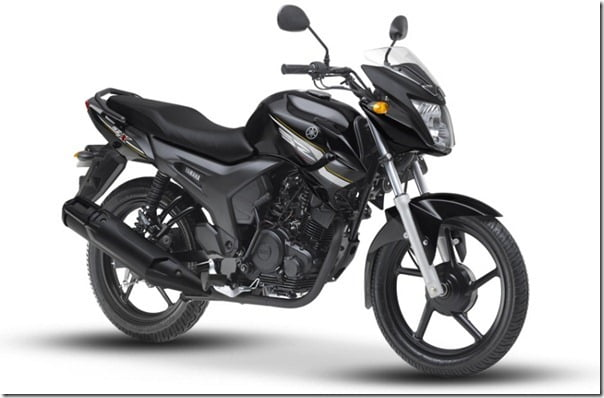Yamaha SZ-X New Colour