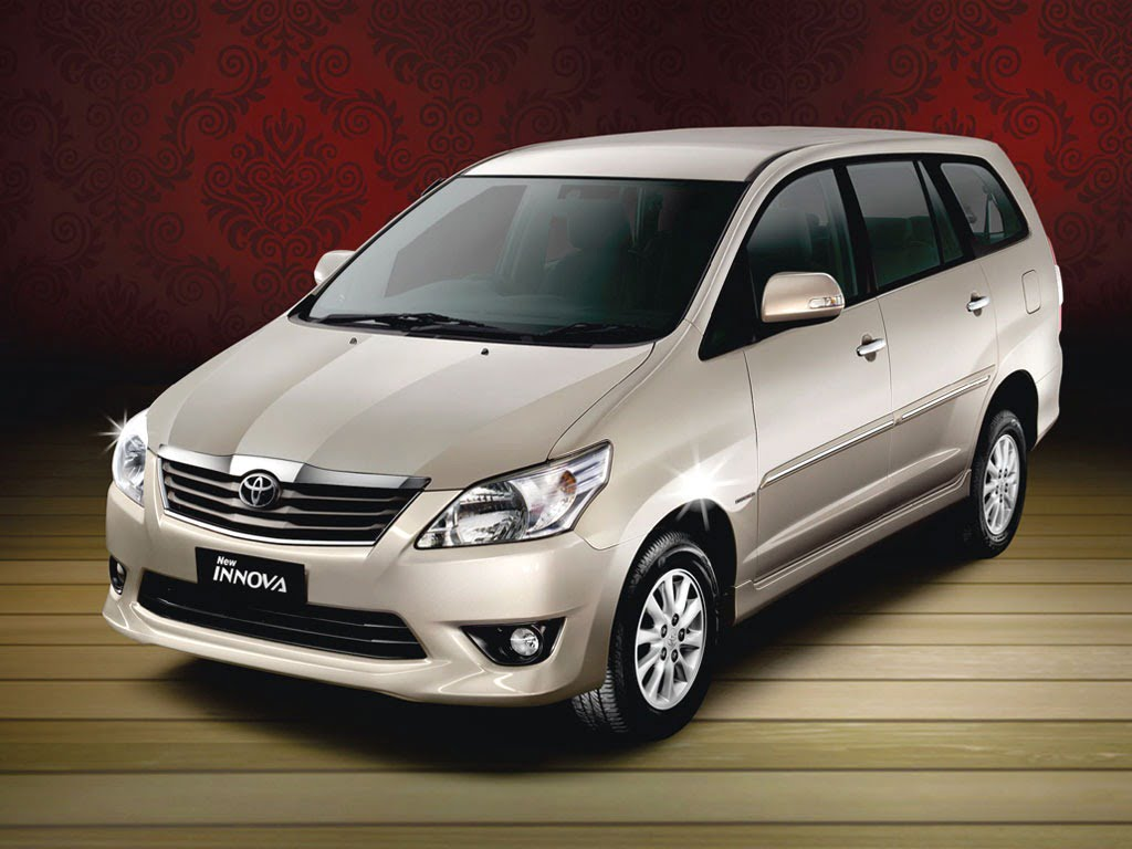 Toyota Innova 2012 New Model Price Pictures