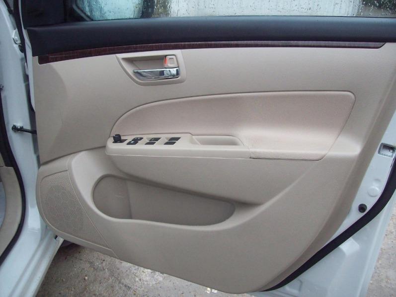 Maruti Suzuki Swift Dzire 2012 New Model Interiors And