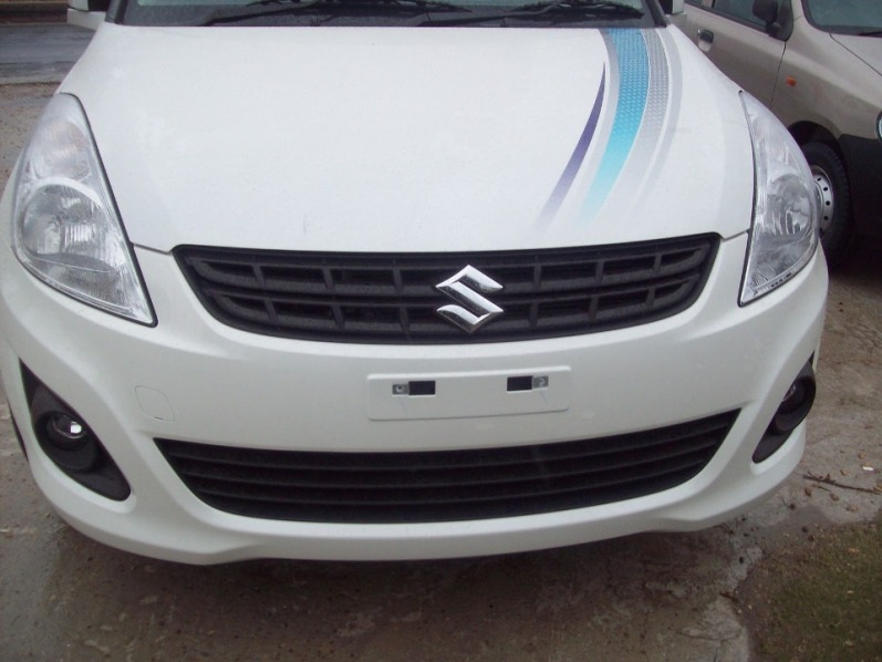 Maruti Suzuki Swift Dzire 2012 New Model Interiors And