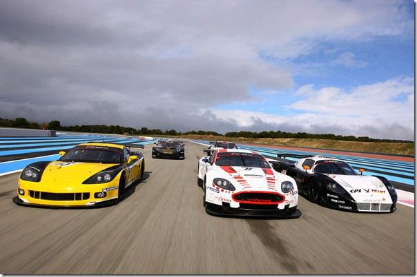 AUTO / FIA GT HTTT TESTS 2010