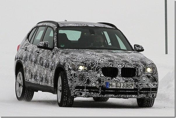 2013 BMW X1 New Model (1)