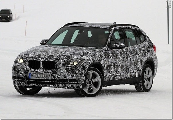 2013 BMW X1 New Model (3)