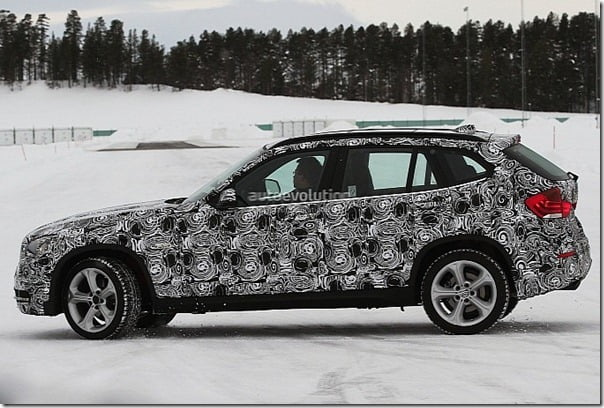 2013 BMW X1 New Model (6)