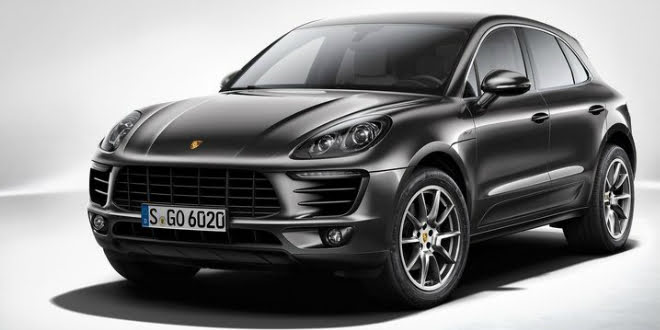 The 2015 Porsche Macan SUV Launched