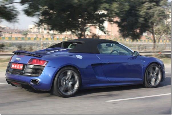 Audi R-Drive
