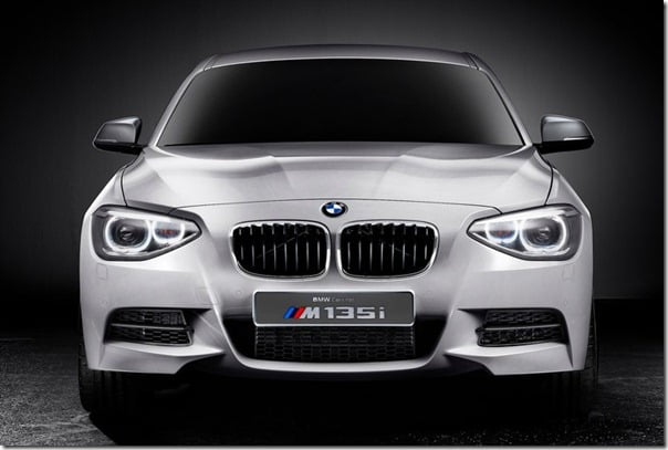 BMW M135i Performance Hatchback