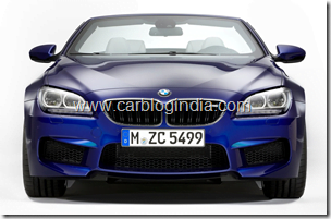 BMW M6 Convertible Official Pictures (8)