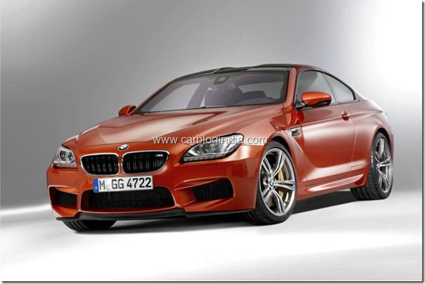BMW M6 Official Pictures (1)