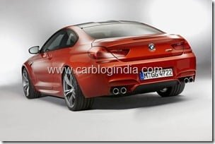 BMW M6 Official Pictures (2)