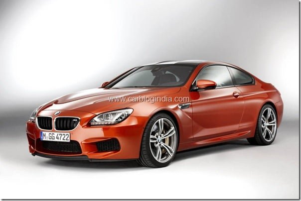 BMW M6 Official Pictures (3)