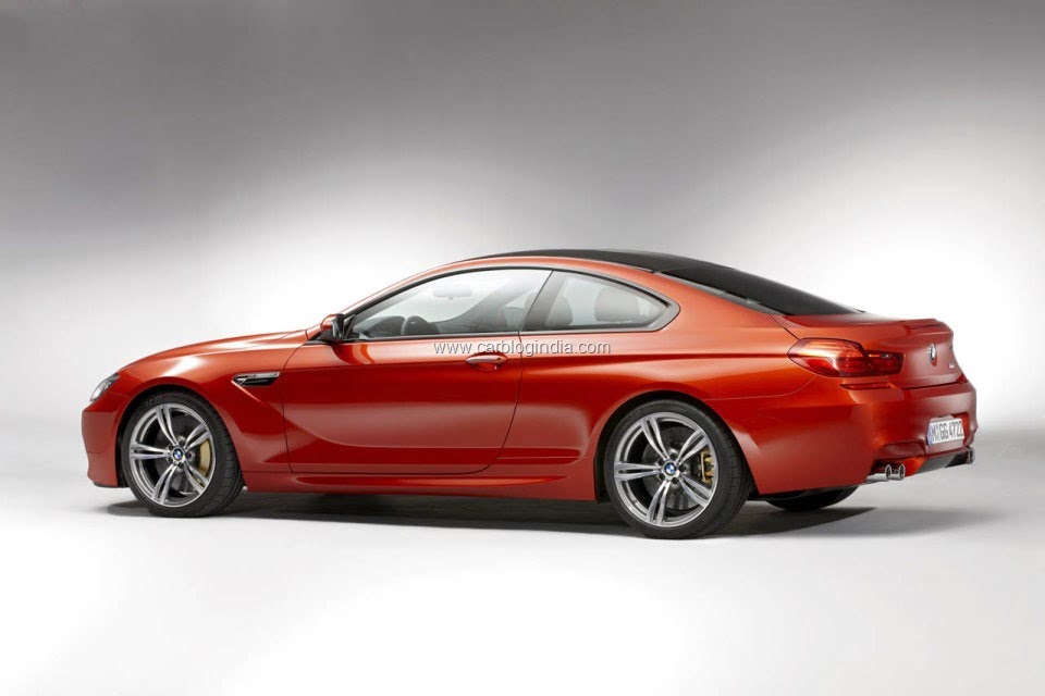 Bmw M6 Coupe And M6 Convertible Sports Cars With 560 Bhp V8 Engine Pictures And Details